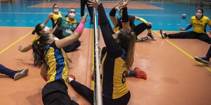 Paralimpíada: conheça mais sobre o vôlei sentado na Tóquio 2020