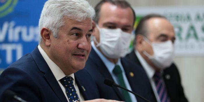 Governo anuncia propostas qualificadas para vacinas nacionais