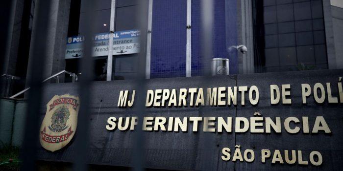 PF deflagra operação contra o tráfico de drogas em São Paulo