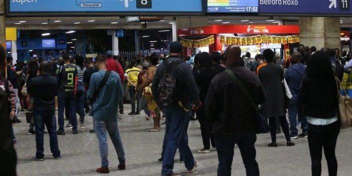 Governo do Estado cria força-tarefa para conter furtos nos trens