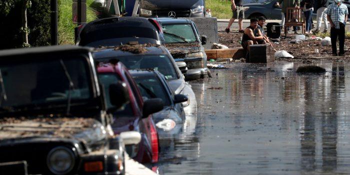 Chuvas do Ida inundam lares em Nova York e deixam 44 mortos