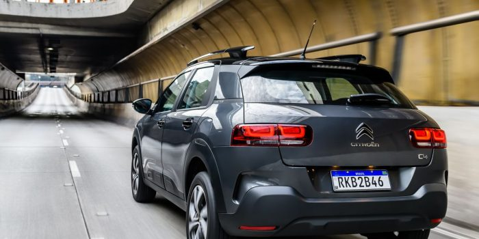 Vendas da Citroën em 2021 já superam o total do ano de 2020