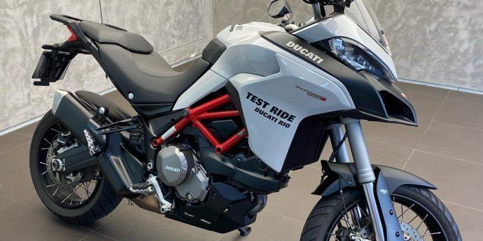 Avaliação da Ducati Multistrada 950S 2021