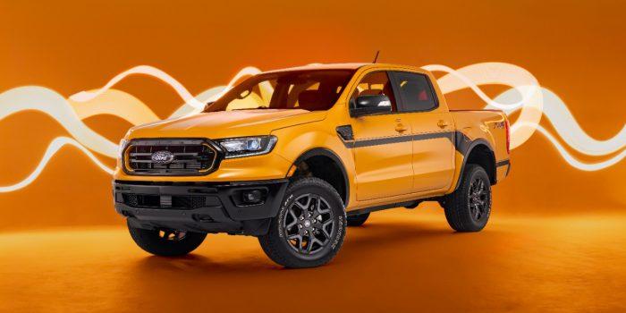 Ford Ranger Splash é lançada nos Estados Unidos