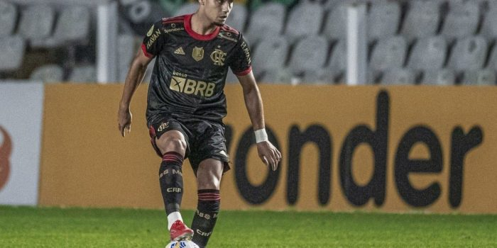 Santos irá à CBF após Andreas Pereira, do Flamengo, jogar sem cumprir quarentena