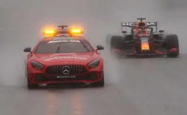 O fiasco da Formula 1 no GP da Bélgica