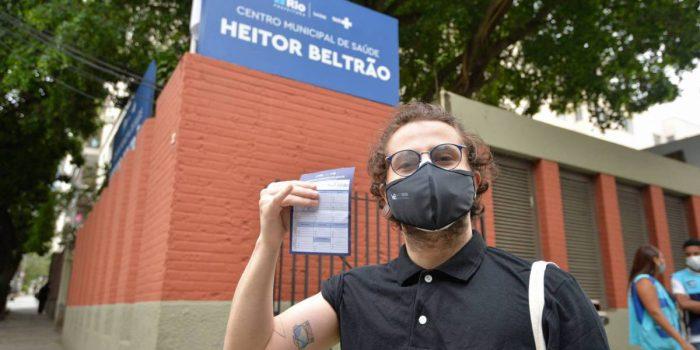 Saiba os locais onde será obrigatório apresentar o 'passaporte da vacina' no Rio