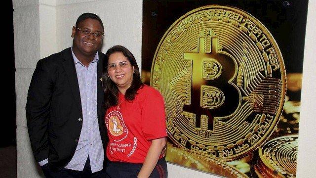 Mulher do 'faraó dos bitcoins' é quem coordena os investimentos da empresa, diz polícia